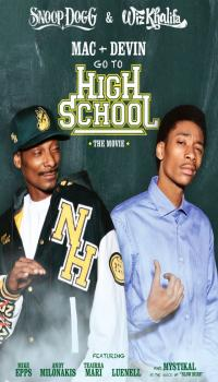 Mac & Devin Go to High School (2012) DVDRip